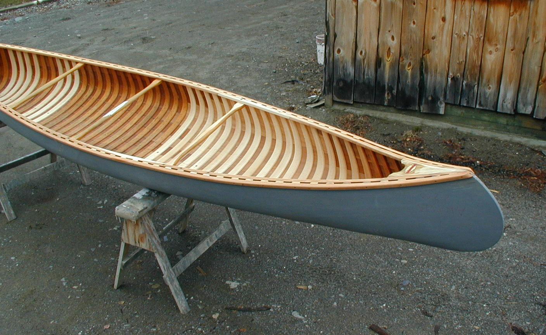 Restorations - Northwoods Canoe Co.