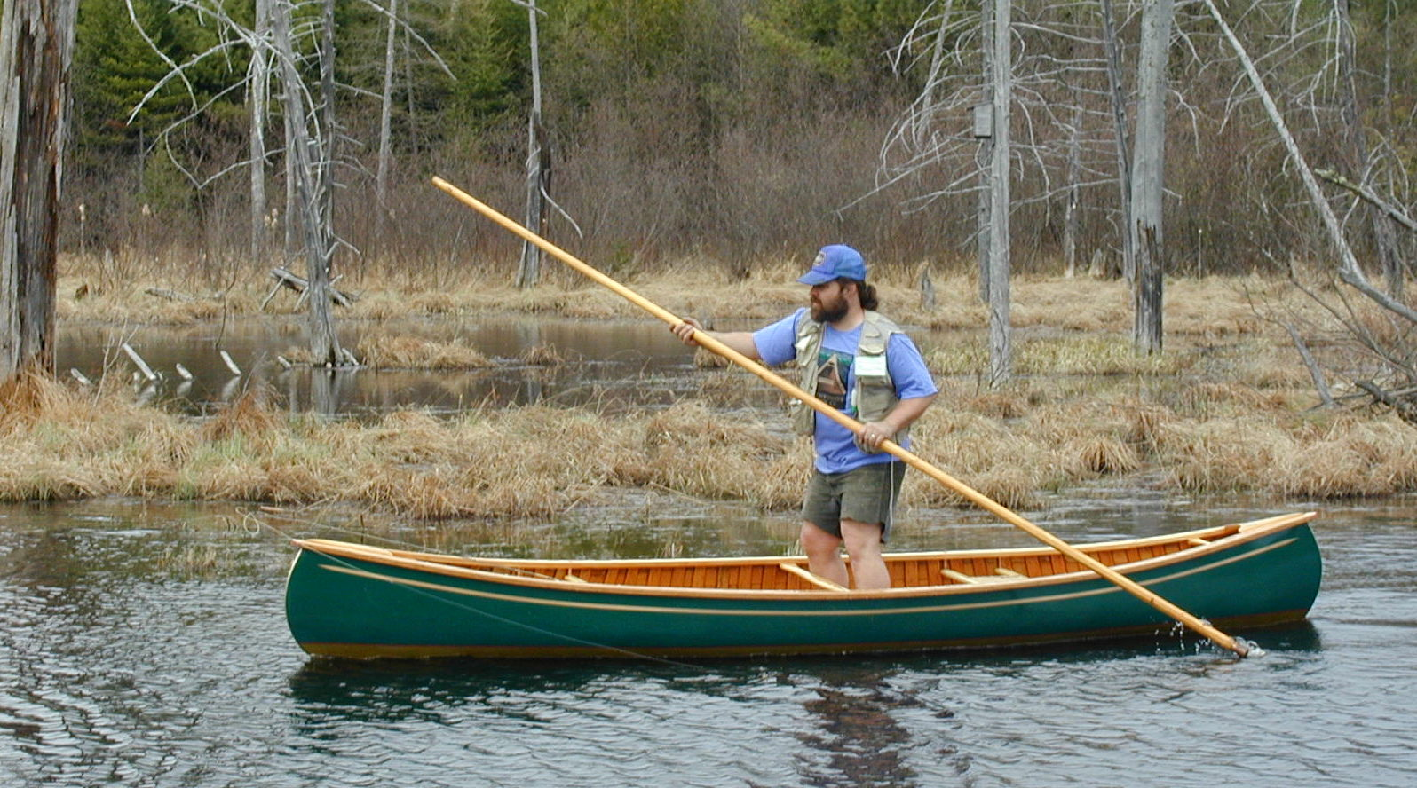 14\' E.M. White - Northwoods Canoe Co.