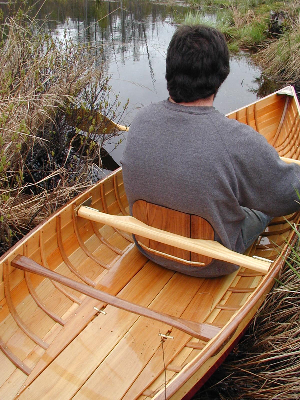 11 Skimmer Northwoods Canoe Co