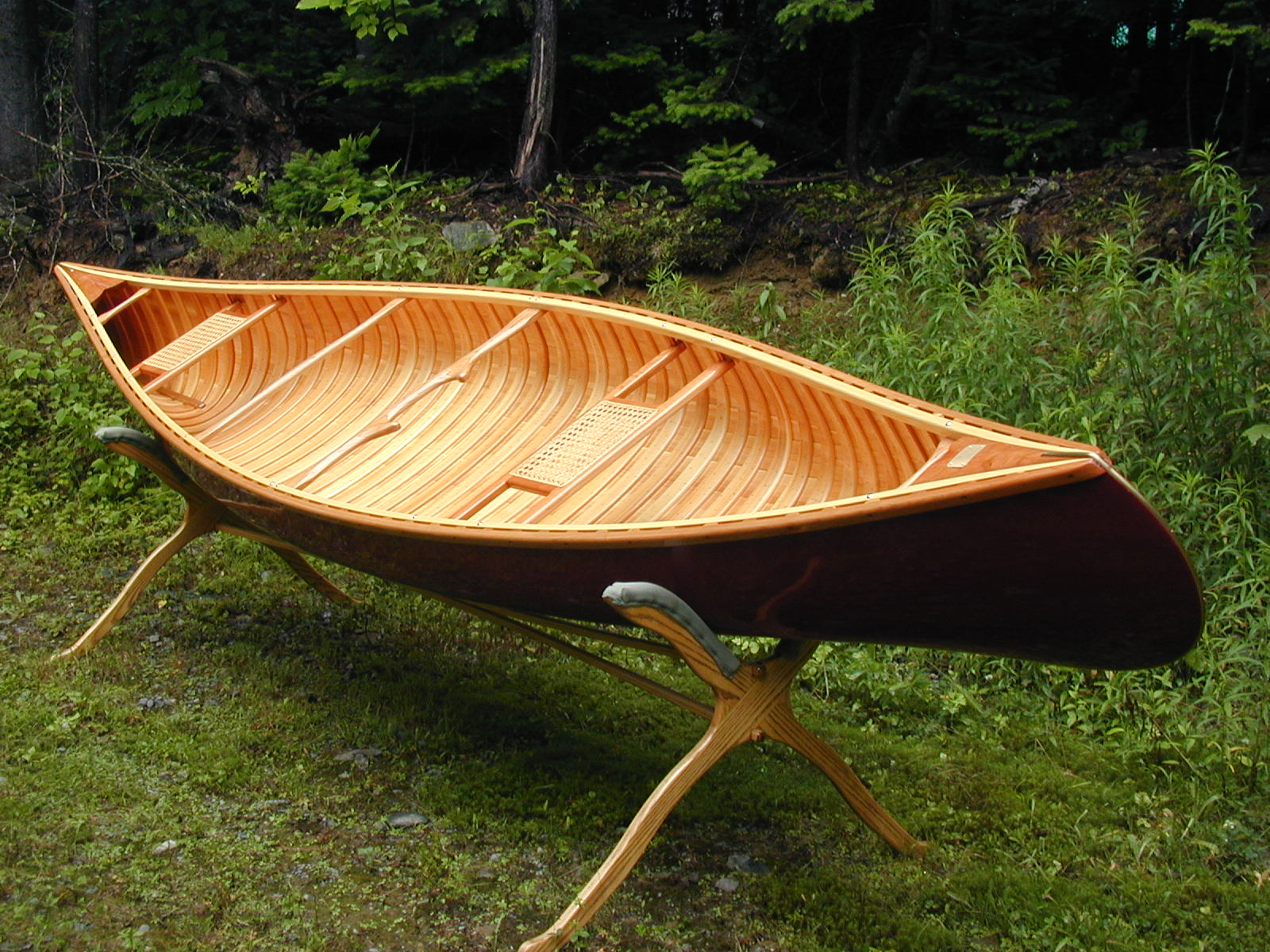 15' Cheemaun - Northwoods Canoe Co.
