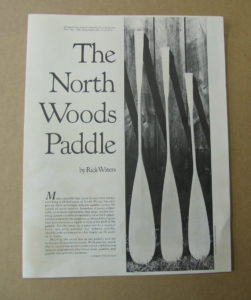 Plans & Kits - Northwoods Canoe Co