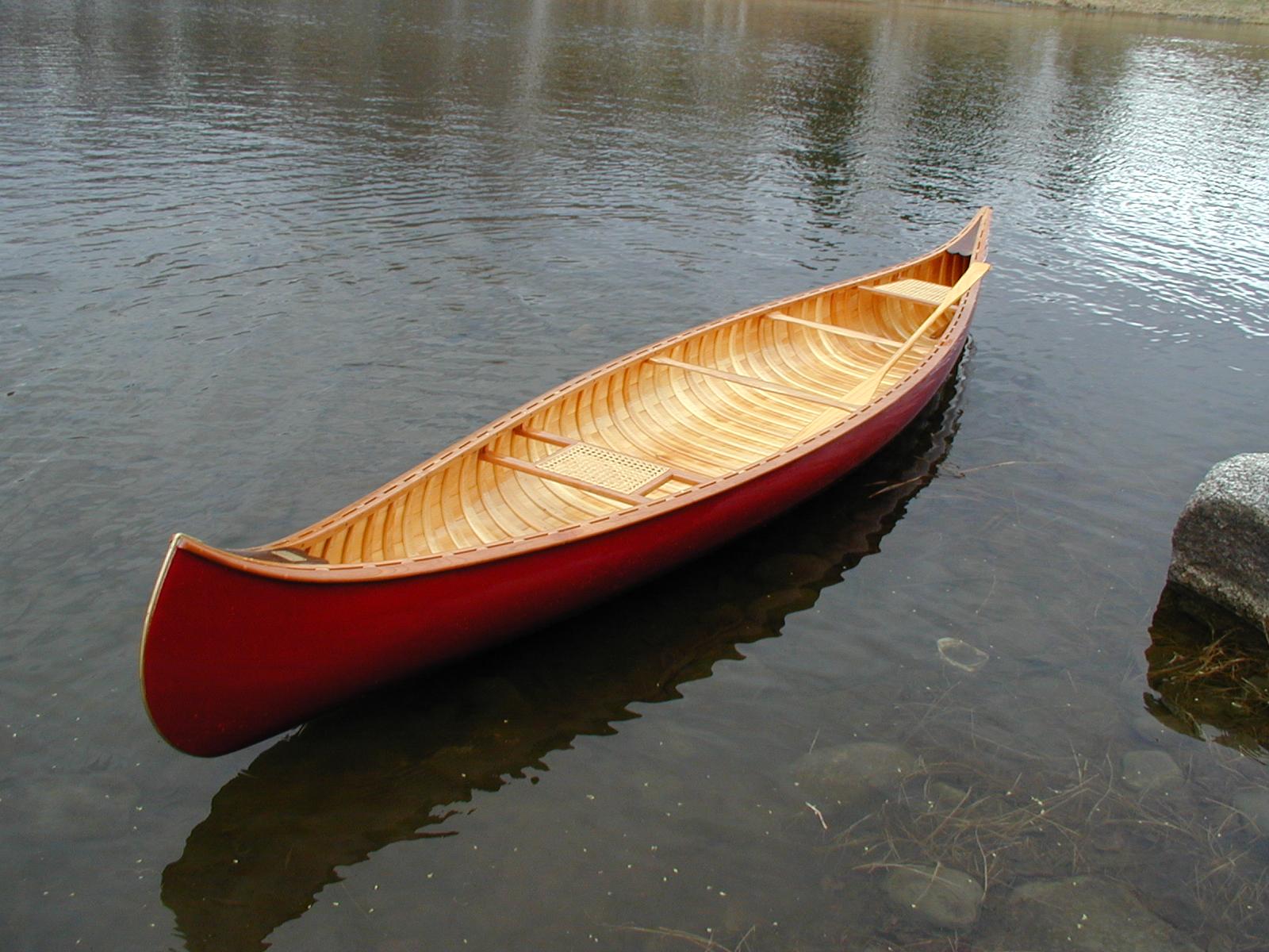 16' Rushton Indian Girl - Northwoods Canoe Co.