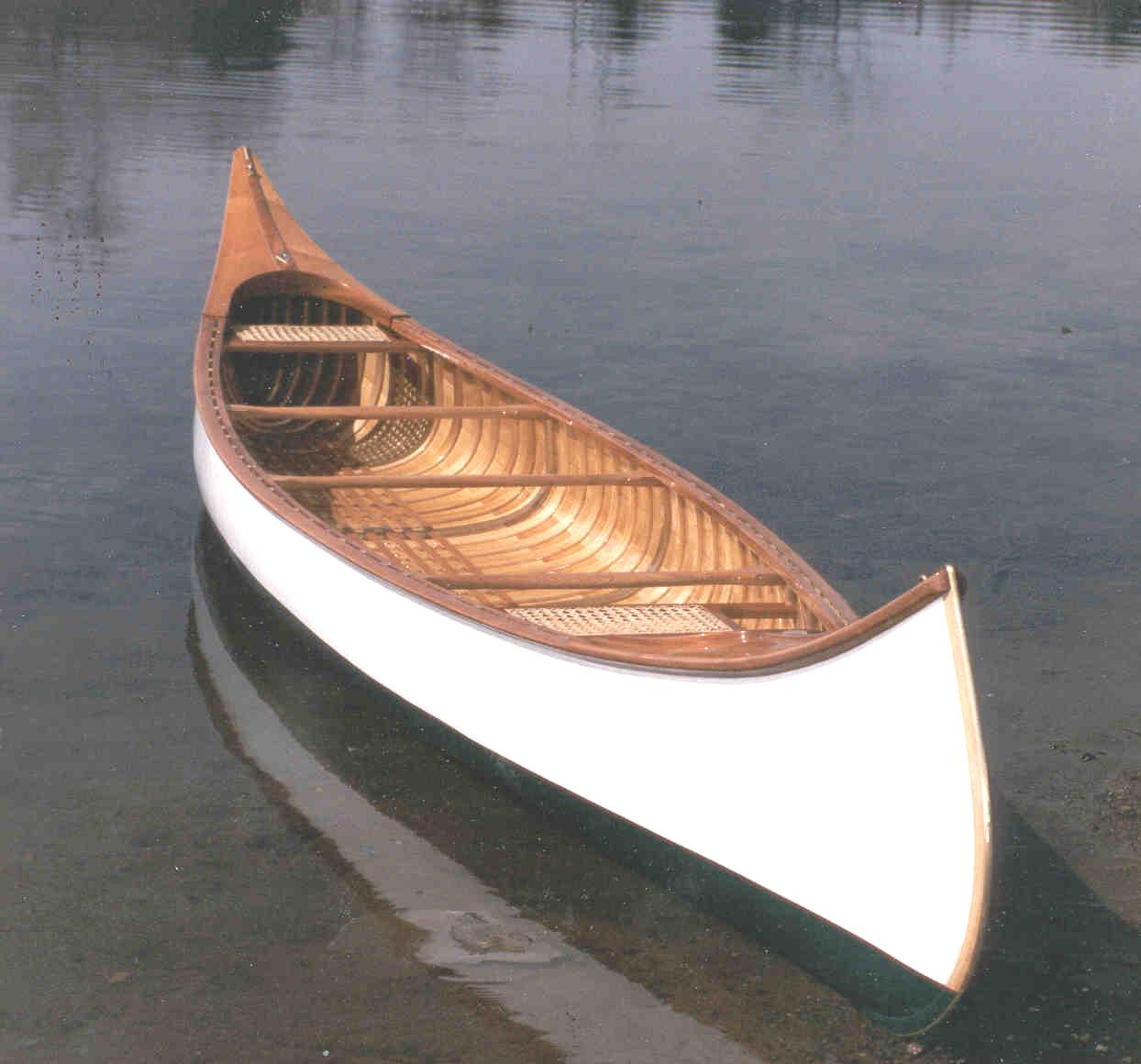 17' B.N. Morris - Northwoods Canoe Co.