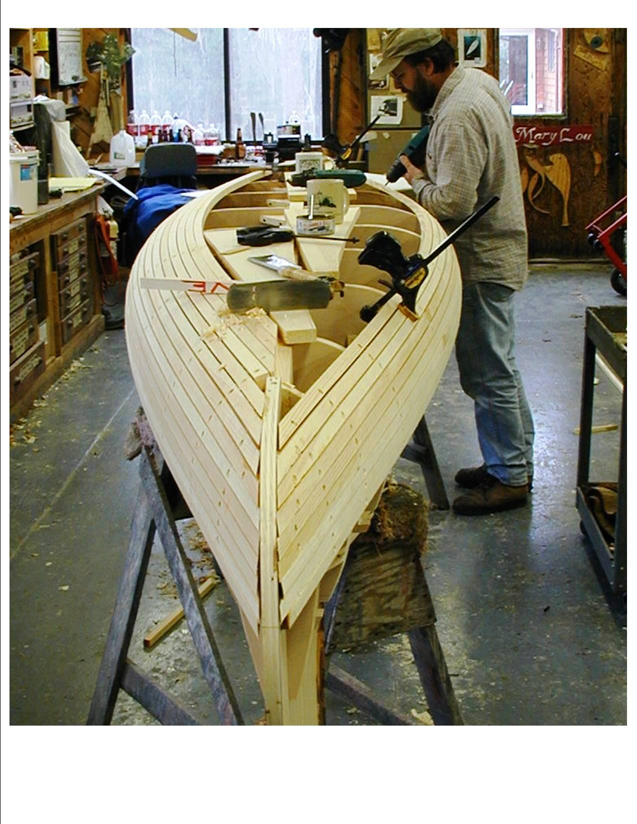 Plans & Kits - Northwoods Canoe Co.